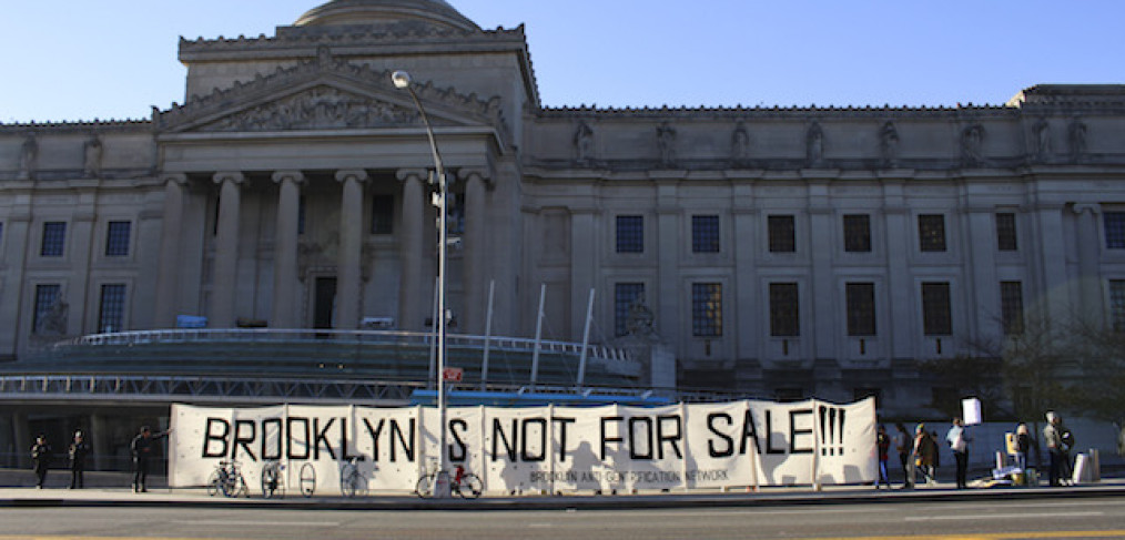 Brooklyn Not for Sale