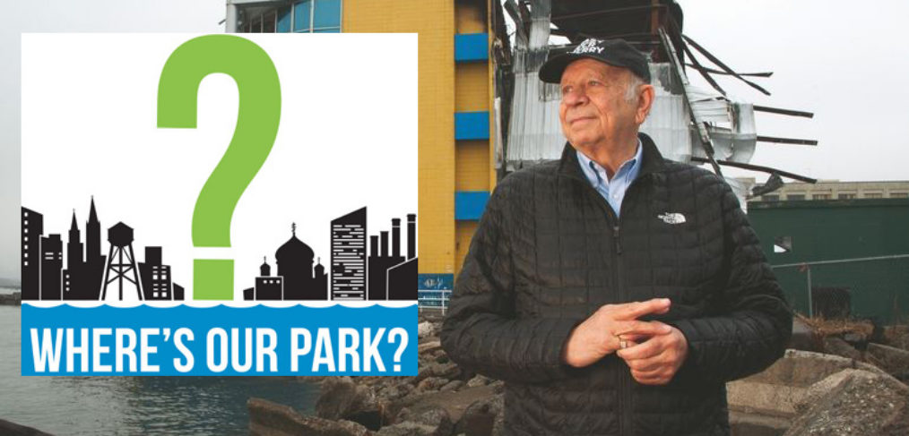 Where's Our Park - Norm Brodsky - CitiStorage Site