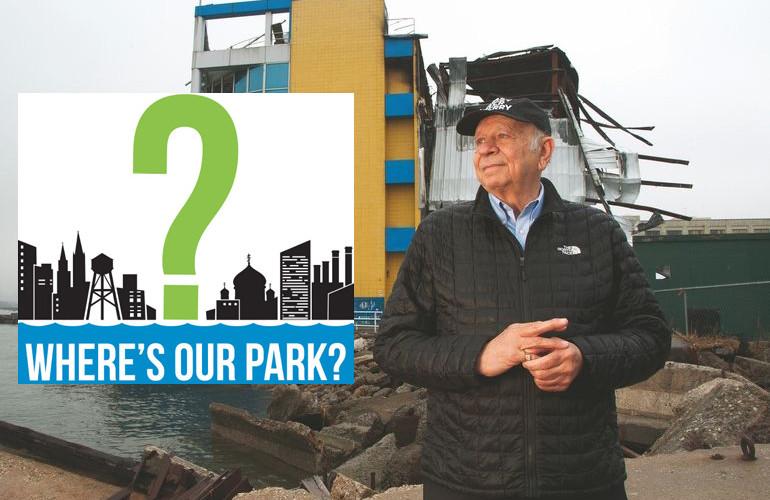 Where's Our Park - Norm Brodsky - CitiStorage Site